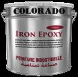 Top coat Iron Epoxy